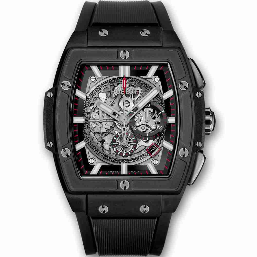 Hublot Spirit of Big Bang Black Magic Replica