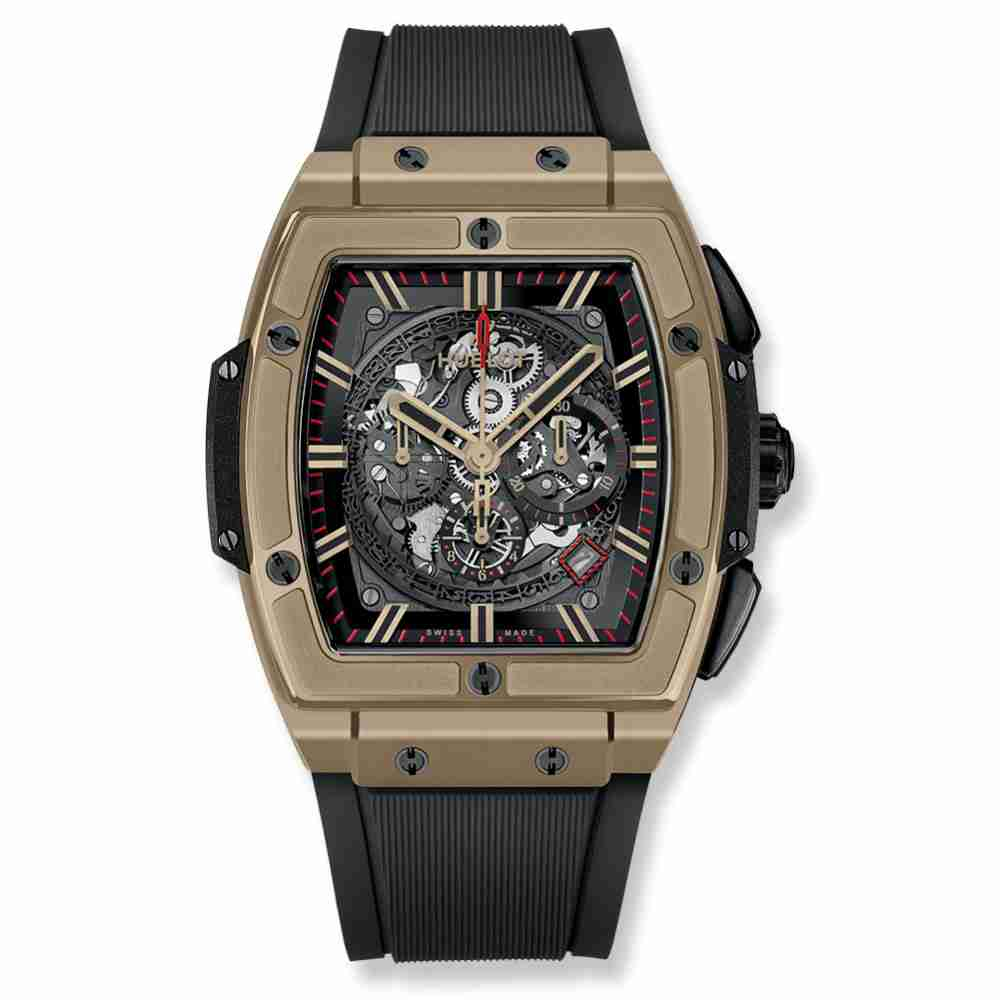 Hublot Spirit Of Big Bang Full Magic Gold 45mm Replica