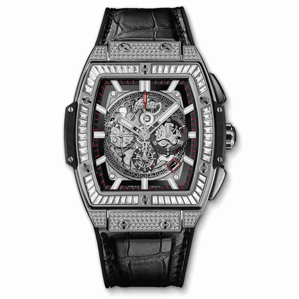 Hublot Spirit Of Big Bang Titanium Jewellery Replica