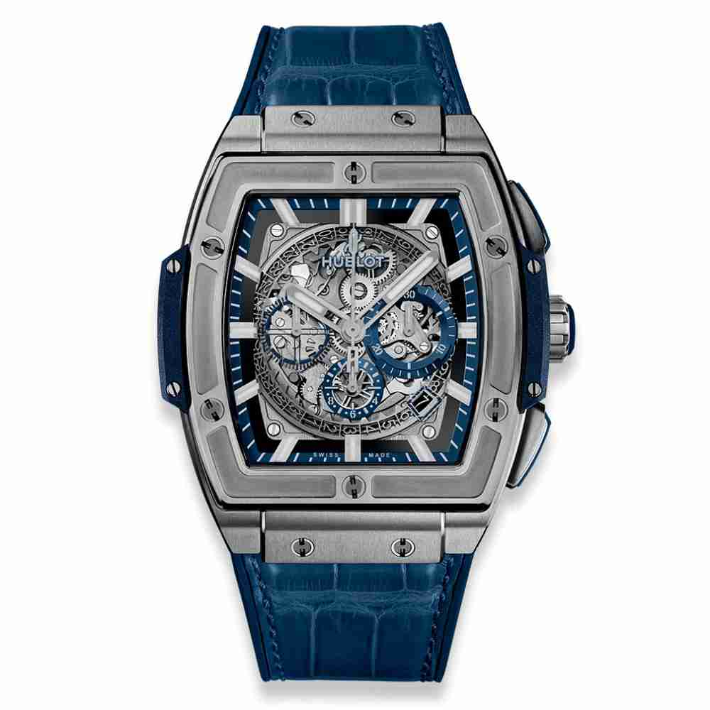 Hublot Spirit of Big Bang Titanium Blue 45mm Replica