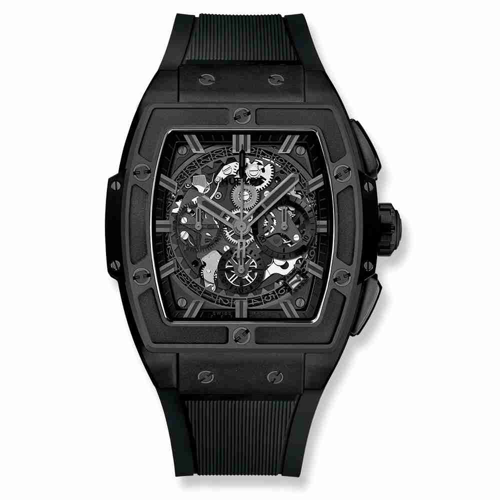 Hublot Spirit Of Big Bang All Black 42mm Replica