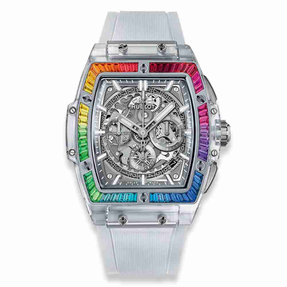 Hublot Spirit of Big Bang Sapphire Rainbow 42mm Replica