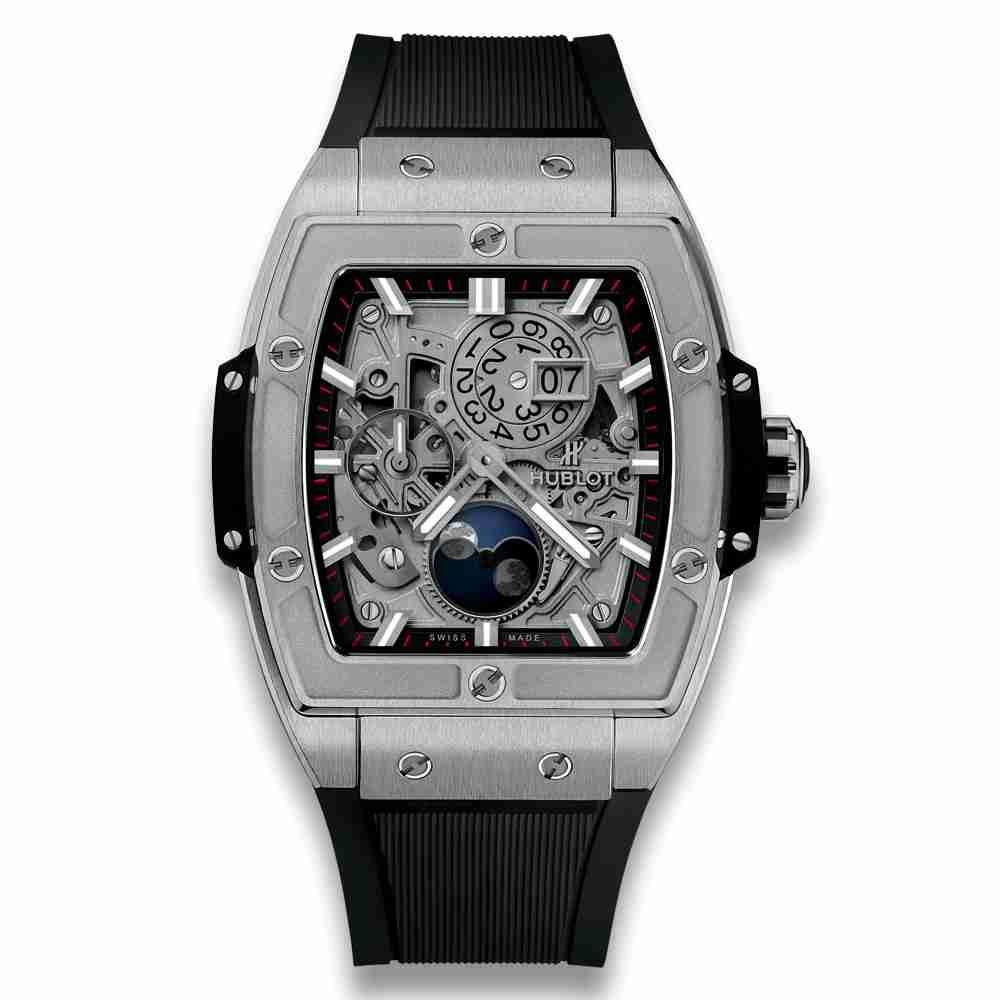 Hublot Spirit Of Big Bang Moonphase Titanium Replica