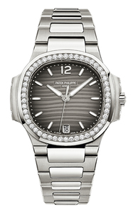 Patek Philippe Nautilus 7018 Stainless Steel / Gray 7018/1A-011