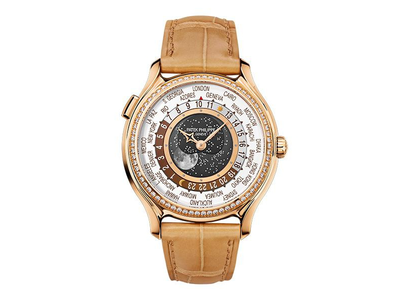 Patek Philippe 175th Anniversary Collection World Time Moon 7175R-001