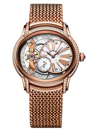 Audemars Piguet Millenary Hand-Wound Rose Gold Watch Replica