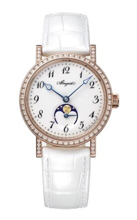 Breguet Classique Automatic Moonphase 30mm Ladies Watch Replica
