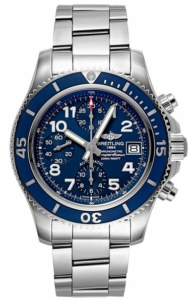Breitling Superocean Chronograph 42 Mens Watch Replica