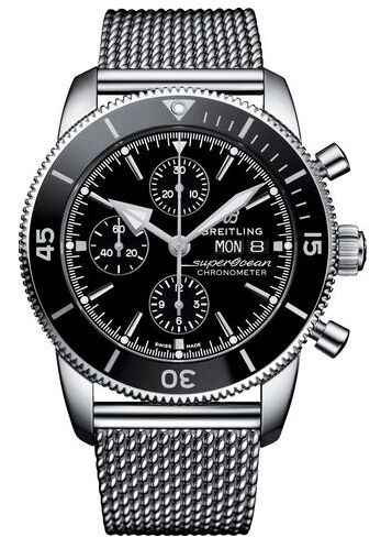 Breitling Superocean Heritage II Chronograph 44 Watch Replica - Click Image to Close