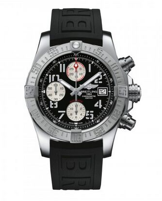 Breitling Avenger II Chronograph Automatic Chronometer Mens Watch Replica