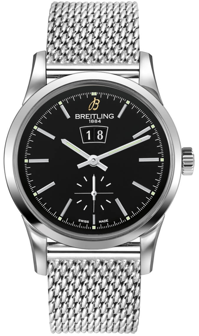 Breitling Transocean 38 Midsize Watch Replica