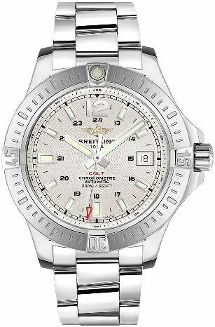 Breitling Colt 41 Automatic Mens Watch Replica