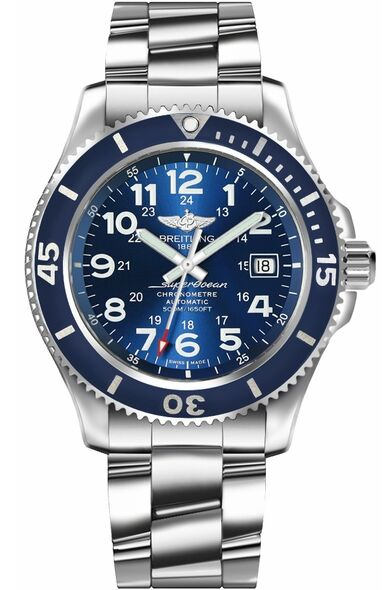 Breitling Superocean II 42 Automatic Mens Watch Replica