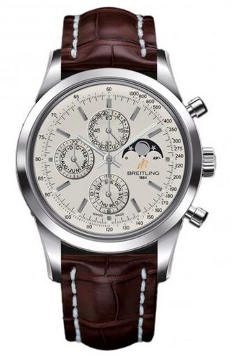 Breitling Transocean Chronograph 1461 Stainless Steel Watch? Replica