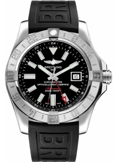 Breitling Avenger II GMT Watch Replica