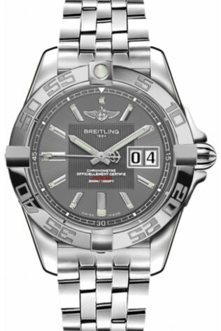 Breitling Galactic 41 Mens Watch Replica