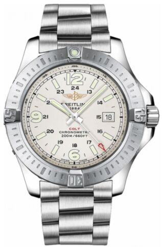 Breitling Colt Quartz 44mm Mens Watch Replica