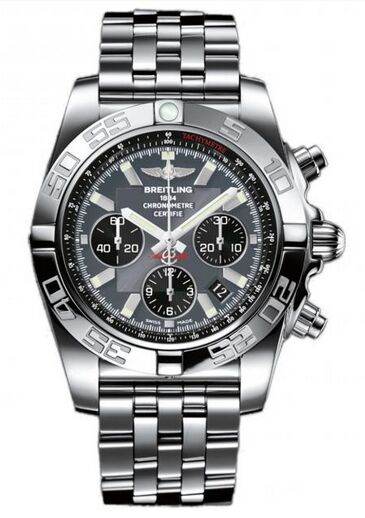 Breitling Chronomat 44 Stainless Steel Watch Replica