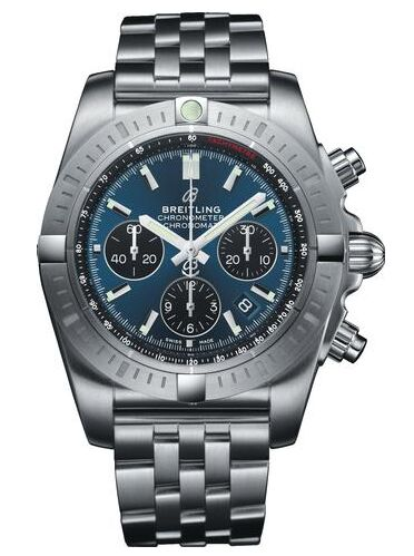 Breitling Chronomat B01 Chronograph 44 Watch Replica