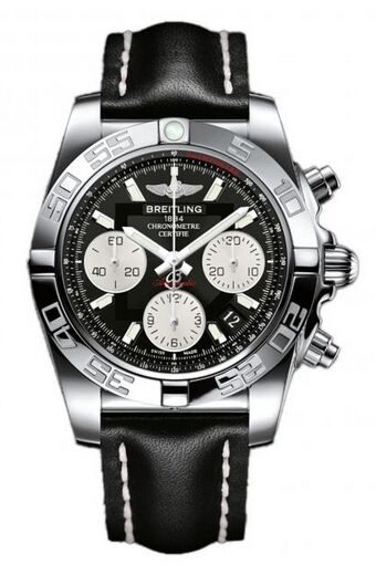 Breitling Chronomat 41 Stainless Steel Watch Replica