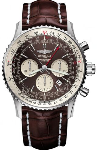 Breitling Navitimer Rattrapante Watch Replica