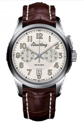 Breitling Transocean Chronograph 1915 Limited Edition Stainless Steel Watch Replica