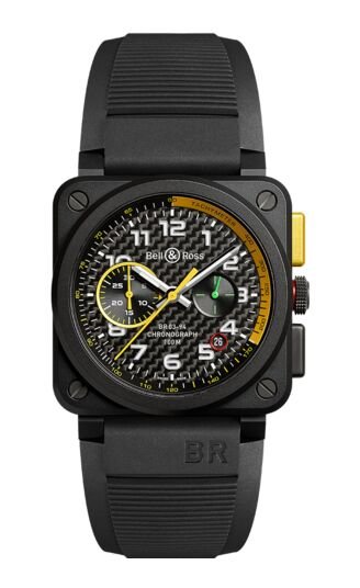 Bell & Ross BR 03 94 RS17 Renault Sport Formula One Watch Replica