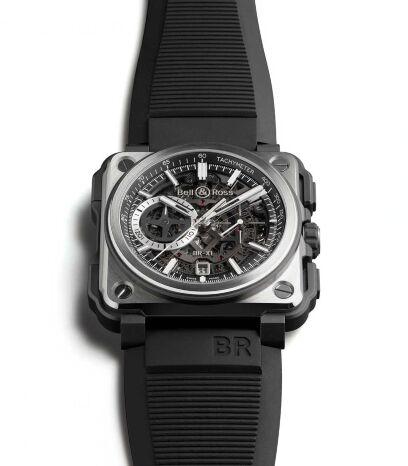 Bell & Ross BR X1 Black Titanium Chronograph Replica