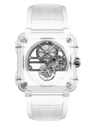 Bell & Ross BR-X1 Skeleton Tourbillon Sapphire Watch Replica