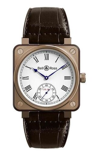 Bell & Ross BR 01 Instrument De Marine Limited Edition Watch Replica