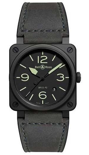 Bell & Ross BR 03-92 Nightlum Watch Replica