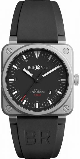 Bell & Ross BR 03-92 Horograph Watch Replica