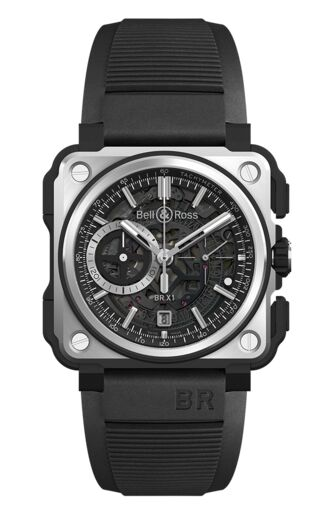 Bell & Ross BR-X1 Black Titanium Limited Edition Watch Replica