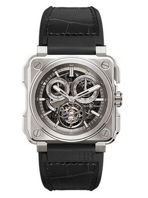 Bell & Ross BR-X1 TOURBILLON TITANIUM Watch Replica