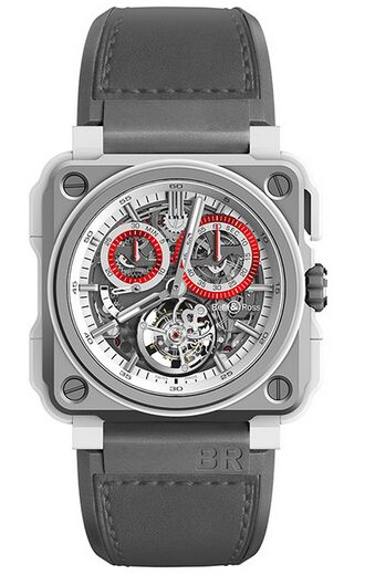 Bell & Ross BR-X1 Tourbillon White Hawk Watch Replica