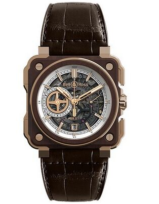Bell & Ross BR-X1 Skeleton Chronograph Instrument de Marine Watch Replica