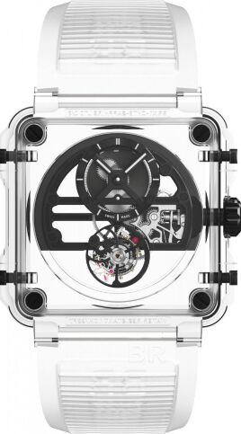 Bell & Ross BR-X1 Skeleton Tourbillon Sapphire BaselWorld 2018 Replica - Click Image to Close