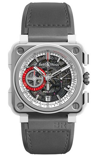 Bell & Ross BR-X1 White Hawk Watch Replica