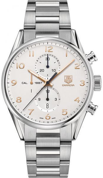Tag Heuer Carrera Automatic Chronograph Mens Watch Replica