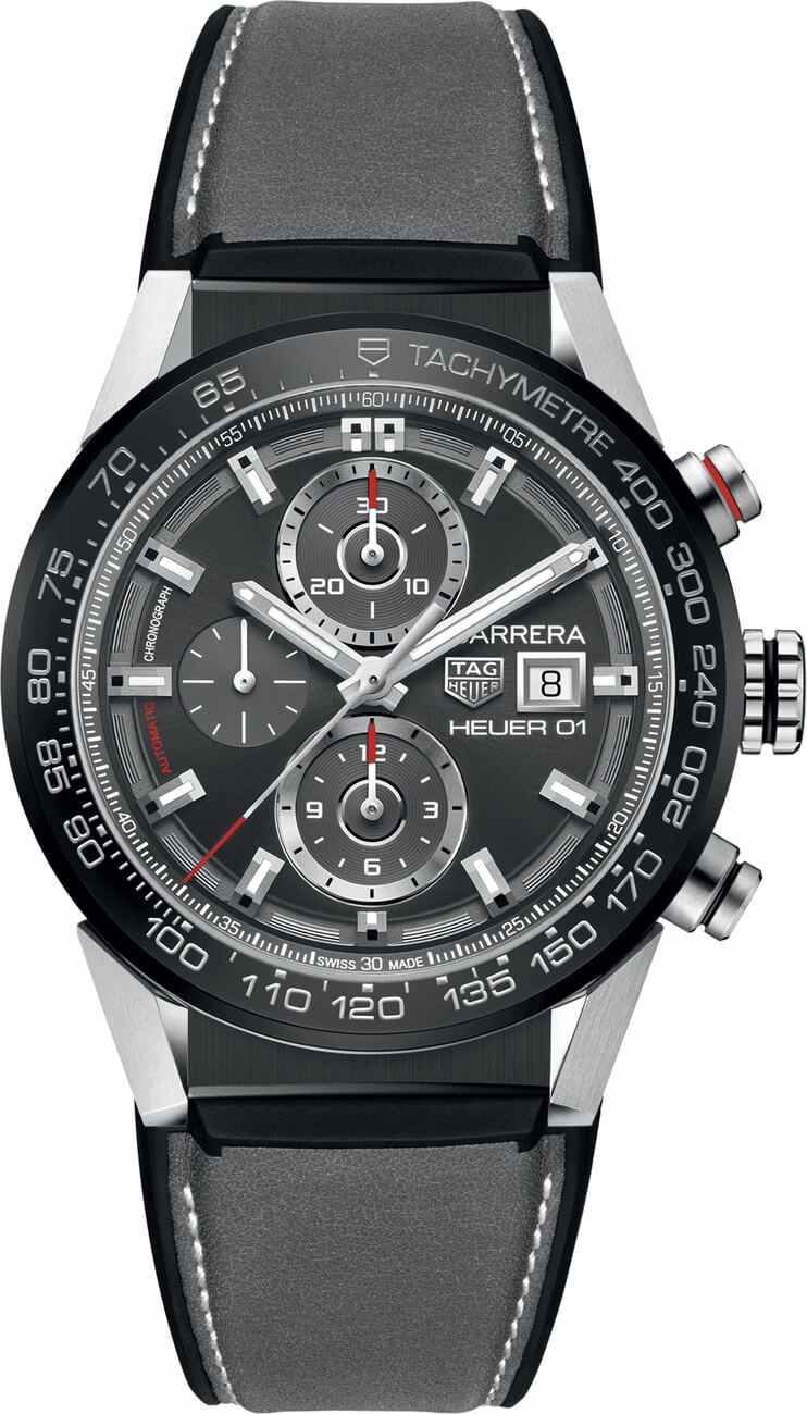 TAG HEUER CARRERA Calibre HEUER 01 Replica