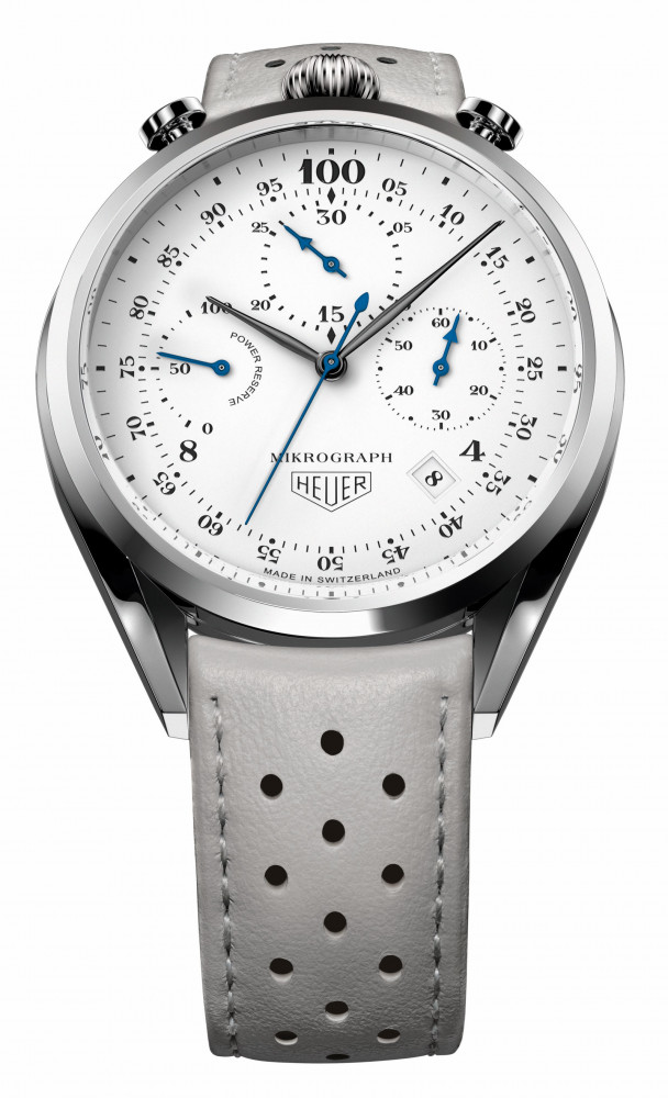 Tag Heuer Heritage Chronograph Automatic Mens Watch Replica