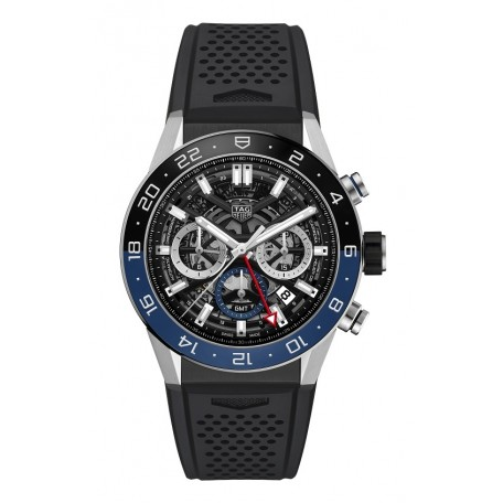 TAG Heuer Carrera Heuer 02 Chronograph GMT Replica
