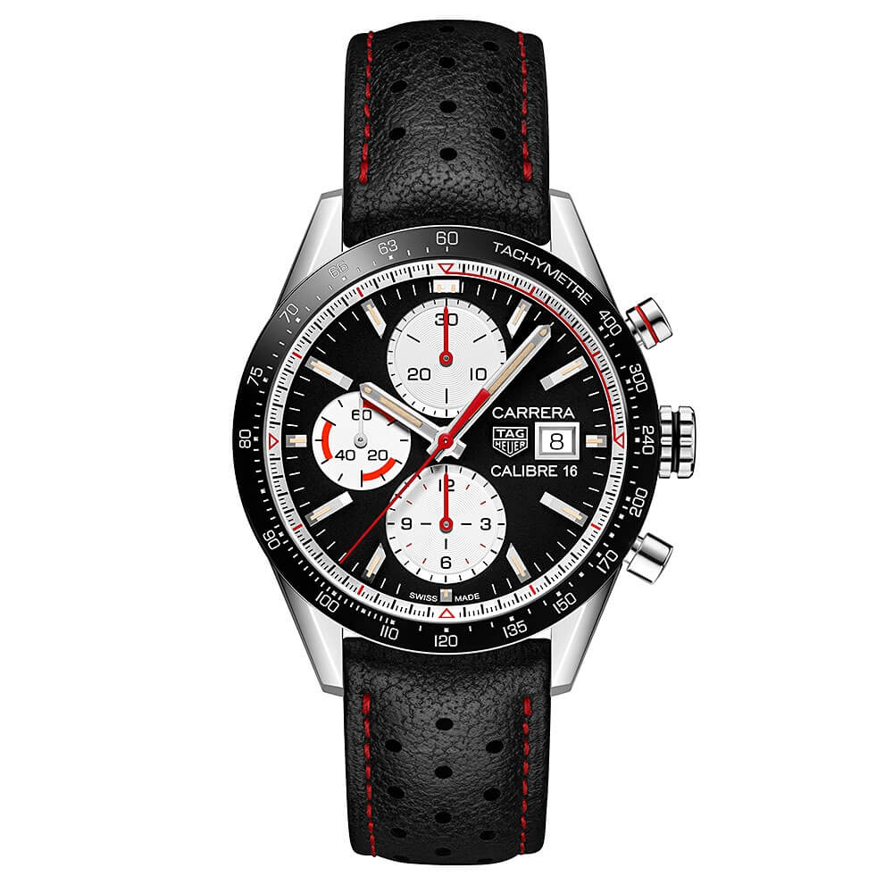 TAG Heuer Carrera Calibre 16 Automatic Chronograph Vintage Replica