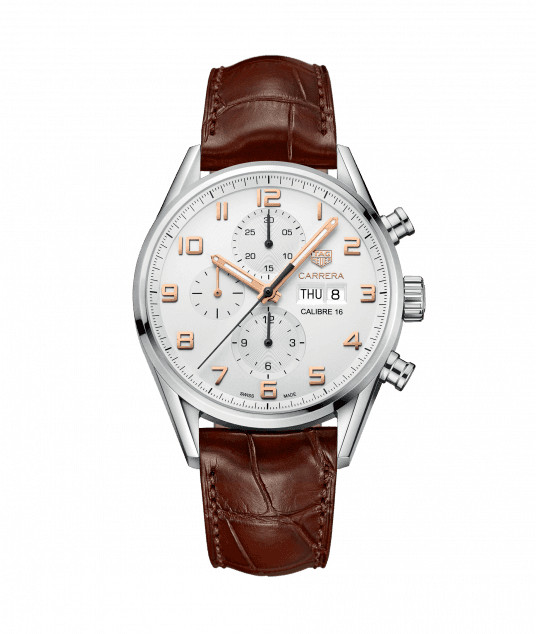 Tag Heuer Carrera Calibre 16 Automatic Chronograph 43mm Mens Watch Replica