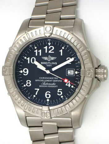 Breitling Avenger Seawolf Watch Replica