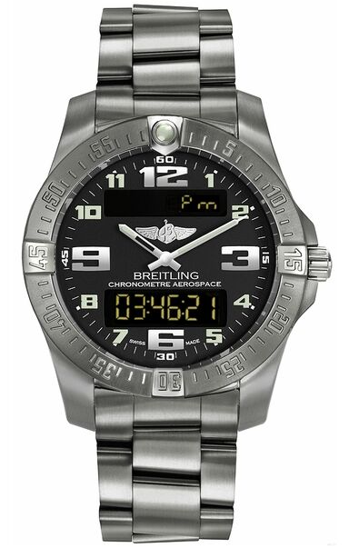 Breitling Professional Aerospace Evo Watch Replica