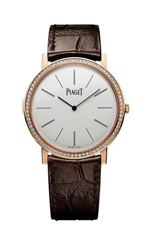 Piaget Altiplano 38 Pink Gold Diamond G0A36125