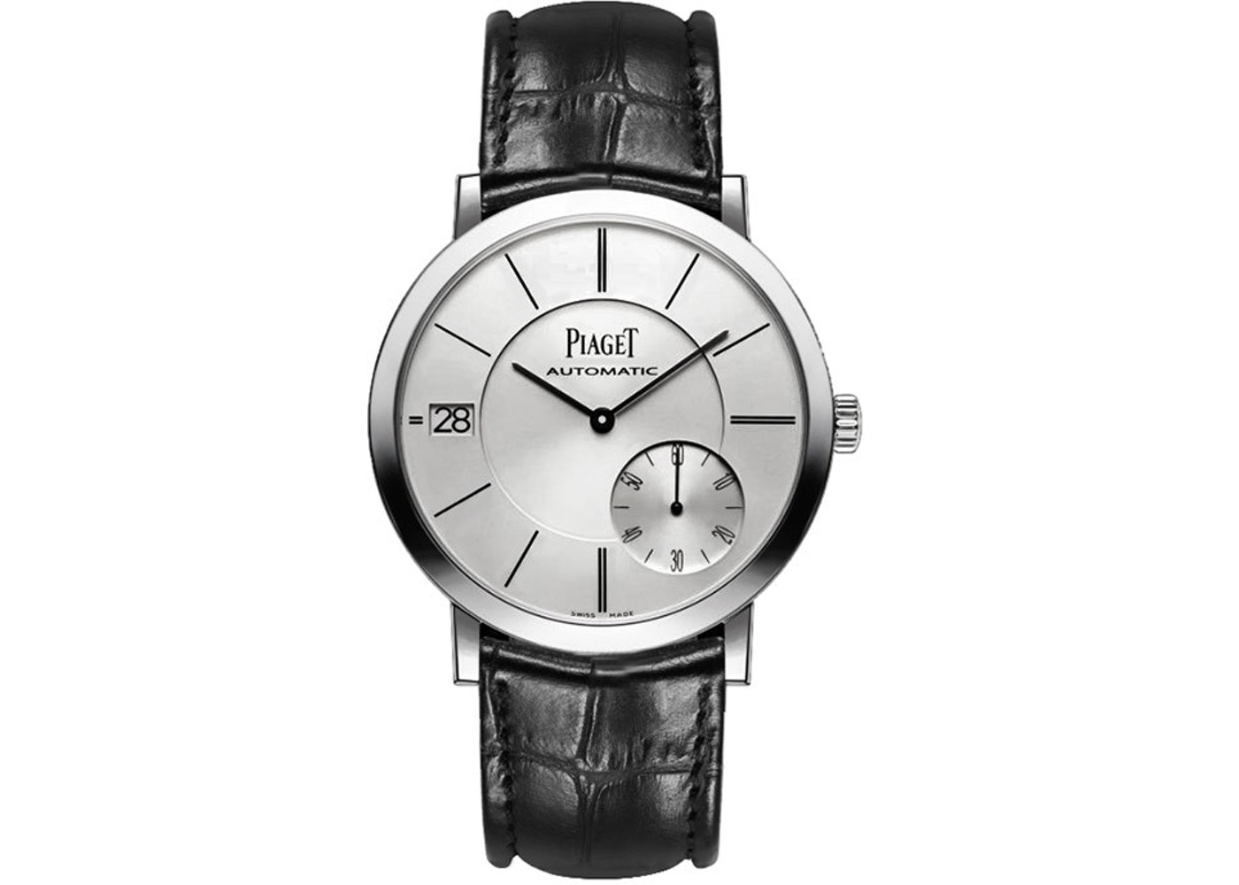 Piaget Altiplano Automatic Silver Dial Men's G0A38130