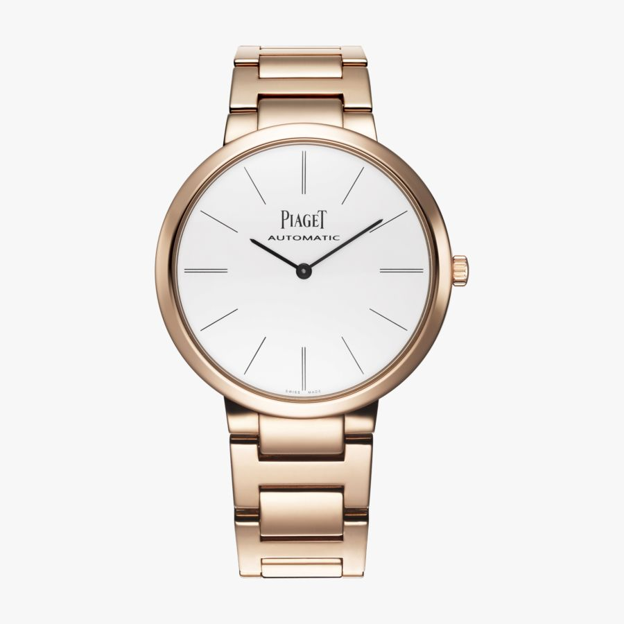 Piaget Altiplano White Dial Automatic Men's 0OA40113 G0A40113