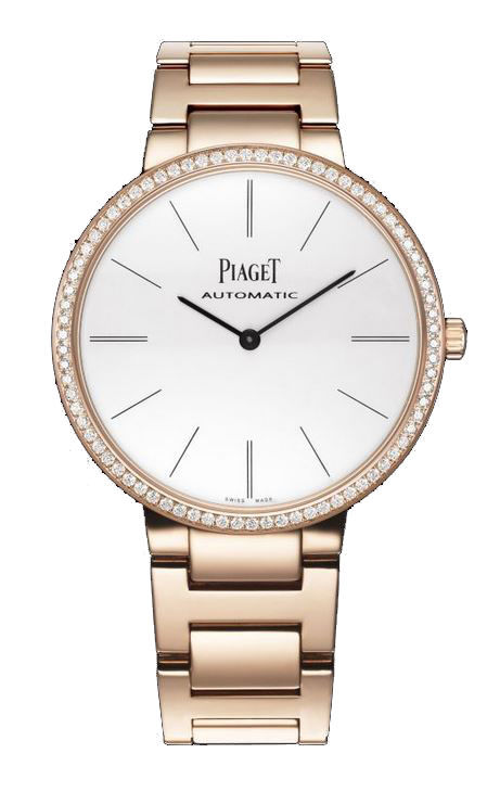 Piaget Altiplano White Dial Automatic Men's G0A40114